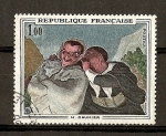 Stamps France -  Crispin y Scapin