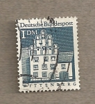 Stamps Germany -  Wittenberg