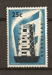 Stamps Netherlands -  Tema Europa