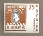 Stamps Greenland -  Porto
