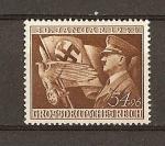 Stamps Europe - Germany -  11 Aniversario del Regimen Nacional-Socialista
