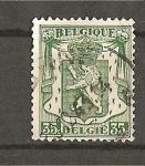 Sellos de Europa - Bélgica -  Serie Basica.