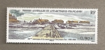 Stamps Europe - French Southern and Antarctic Lands -  100 Aniversario construcción puento Sta. Juana de Arco