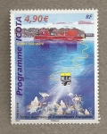 Stamps Europe - French Southern and Antarctic Lands -  Robot teleoperado a distancia