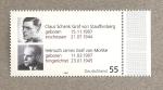 Sellos de Europa - Alemania -  Von Stuffenberg, von Moltke