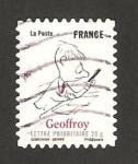 Stamps France -  Sonríe con el Pequeño Nicolas, Geoffroy