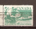 Stamps Canada -  MINEROS