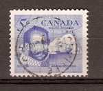 Stamps Canada -  Sir  MARTIN  FROBISHER