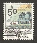 Sellos de Europa - Checoslovaquia -  2814 - XII bienal de ilustraciones para libros infantiles