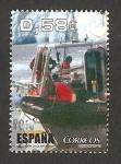 Stamps Spain -  SH-4345D - al filo de lo imposible, navegación en la Antártida