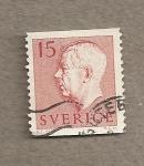Stamps Sweden -  Rey Gustavo Adolfo VI