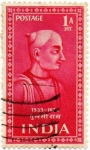 Stamps India -  POSTAGE