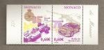 Sellos de Europa - Mónaco -  Gran Premio y Rally Monaco
