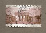 Stamps : Europe : Germany :  Puerta de Btandenburgo