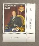 Stamps Monaco -  Alberto I