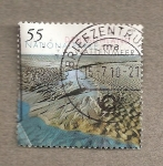 Stamps Germany -  Paque Nacional Wattenmeer