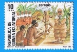 Stamps Africa - Equatorial Guinea -  Mekuyo-Baile Ndowe