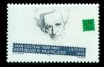 Sellos del Mundo : Europa : Francia :  Jean Cocteau
