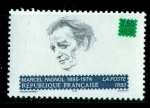 Sellos del Mundo : Europa : Francia :  Marcel Pagnol
