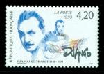Sellos de Europa - Francia -  Django Reinhardt