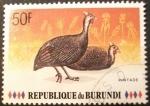 Stamps Africa - Burundi -  Animales
