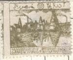 Stamps Asia - Azerbaijan -  AZERBAIYAN pozos de petroleo pi