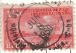 Sellos de America - Cuba -  pi CUBA avioneta 15c