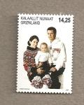 Stamps Greenland -  Principes daneses