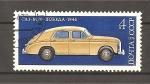 Sellos de Europa - Rusia -  Construccion de automoviles nacionales.