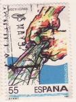 Sellos de Europa - España -  Exposicion mundial de la pesca