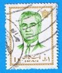 Stamps Iran -  Personaje