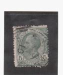 Stamps Europe - Italy -  vittorio emanuele III