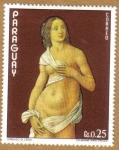 Stamps Paraguay -  Lorenzo Di Credi