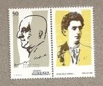 Sellos de Asia - Armenia -  Ervand Otian