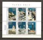 Sellos de Europa - España -  Faros - 2010