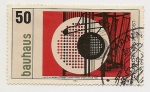 Stamps : Europe : Germany :  Bauhaus