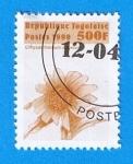 Sellos de Africa - Togo -  Margarita
