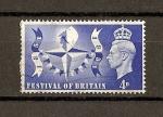 Stamps : Europe : United_Kingdom :  Festival Nacional