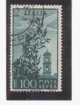 Stamps Italy -  Correo aéreo