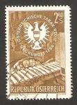Stamps Austria -  175 anivº de la industria del tabaco