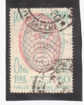 Stamps Italy -  O.N.U.