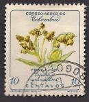 Sellos del Mundo : America : Colombia : Espeletia grandiflora.