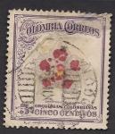 Sellos del Mundo : America : Colombia : Orquídeas Colombianas:Odontoglossum crispum.