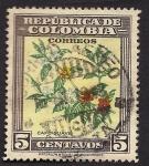 Sellos del Mundo : America : Colombia : CAFE