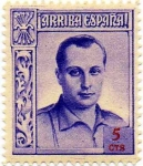Stamps Europe - Spain -  JOSE ANTONIO PRIMO DE RIVERA