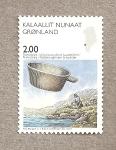 Stamps Greenland -  Escenarios