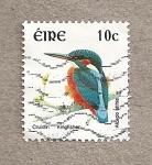 Sellos de Europa - Irlanda -  Martín pescador