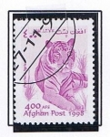 Stamps : Asia : Afghanistan :  Tigre