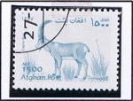 Stamps : Asia : Afghanistan :  Cabra
