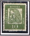 Stamps Germany -  Durer